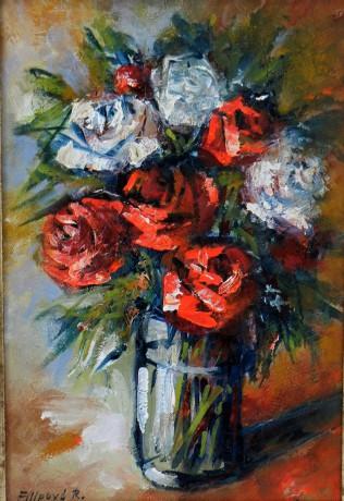 Kytice: růže